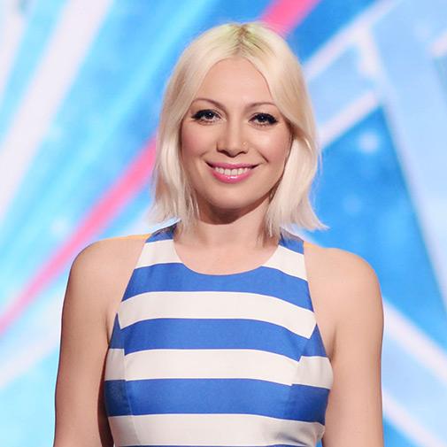 Звезда Аврора ведущая показала свои голые прелести. Бесплатно на Starsru.ru