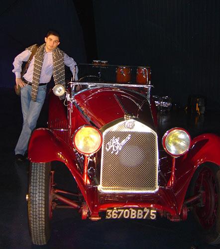 Музей автомобильной истории в каннах